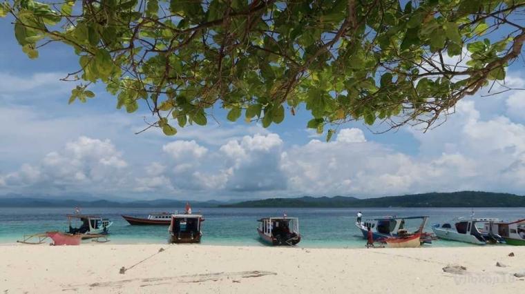Pulau Lihaga, Layakkah untuk Wisata Edukasi?