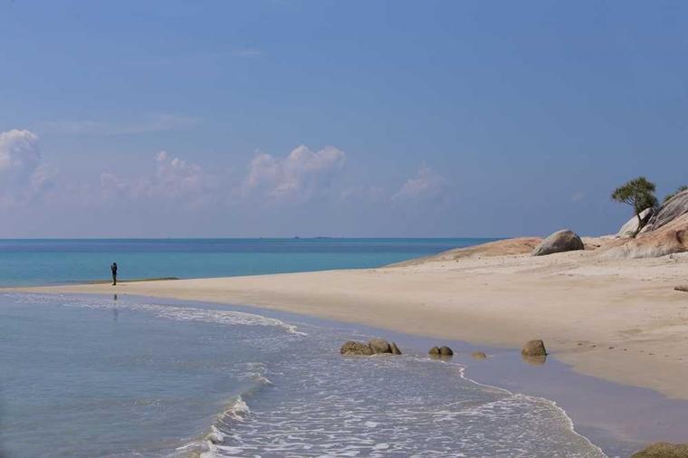 Sisi Lain Wisata Bangka Belitung