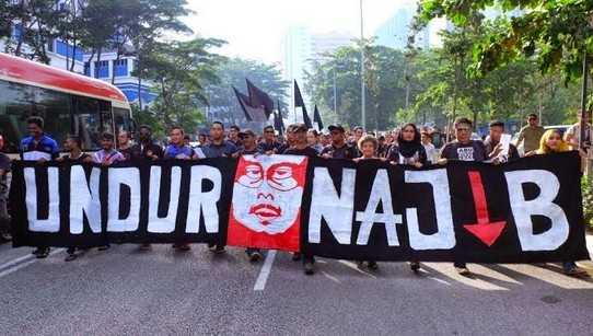 "Malaysia Tanpa Kaos ""#2018 Ganti Perdana Menteri"""
