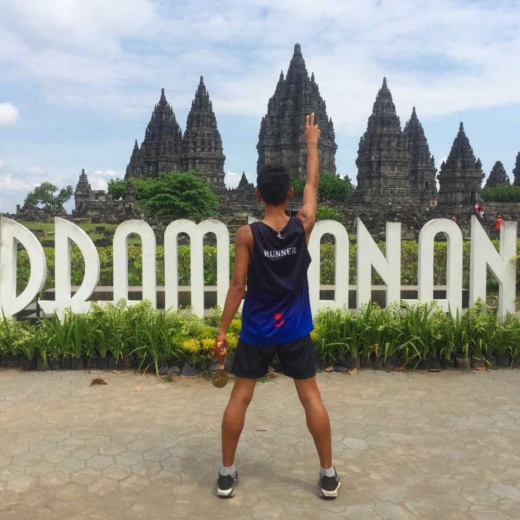 "Catatan Jogja Marathon 2018, Pelari Haus Tak Selalu Ketika Berada di ""Water Station"""