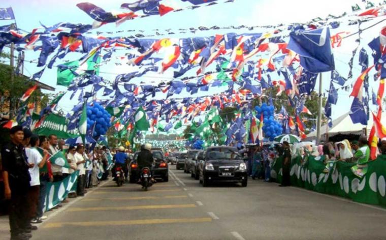 Strategi Najib Razak untuk Tetap Berkuasa di Malaysia
