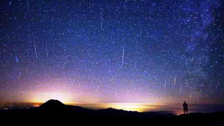 Bintang-bintang yang Berjatuhan di Pangkuan