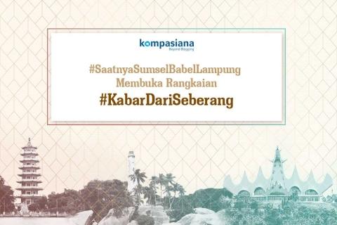 Ada Kabar Apa dari Sumatera Selatan, Bangka Belitung dan Lampung?