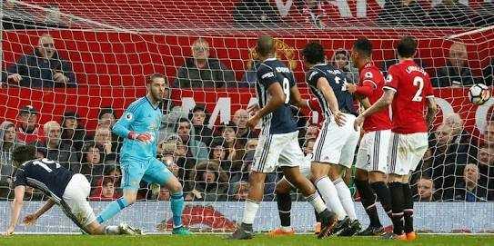 Di Balik Kegagalan Manchester United