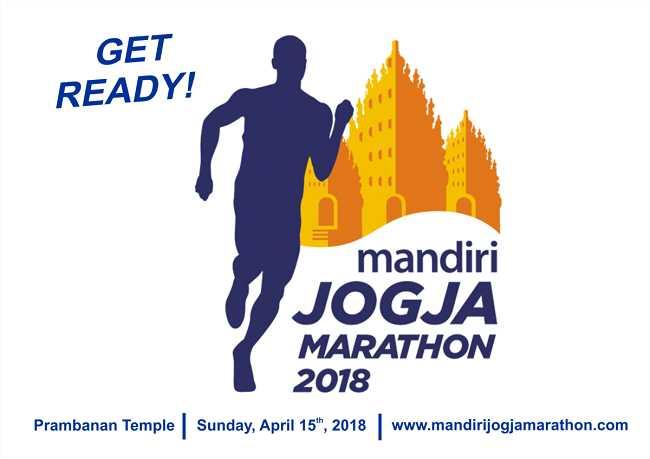 Khasanah Budaya Lokal di Mandiri Jogja Marathon 2018 (MJM 2018)