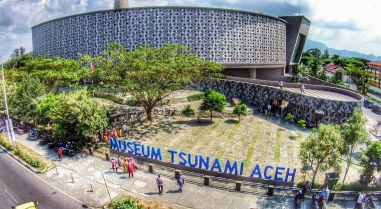 Museum Tsunami Aceh Tidak Konsisten dalam Jadwal