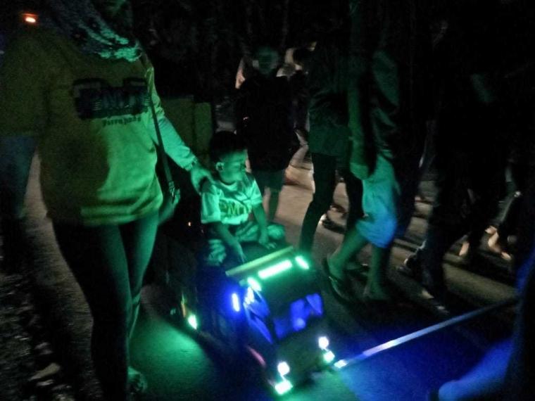 Festival Paguyuban Miniatur Truk, Hiburan Baru yang Bisa Jadi Ikon Lumajang