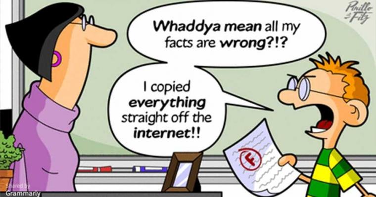 """Salah Paham tentang """"Plagiarism Checker"""""""