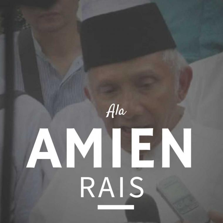 Ala Amien Rais