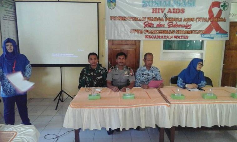 Gandeng Lintas Sektor dalam Penanganan AIDS/HIV