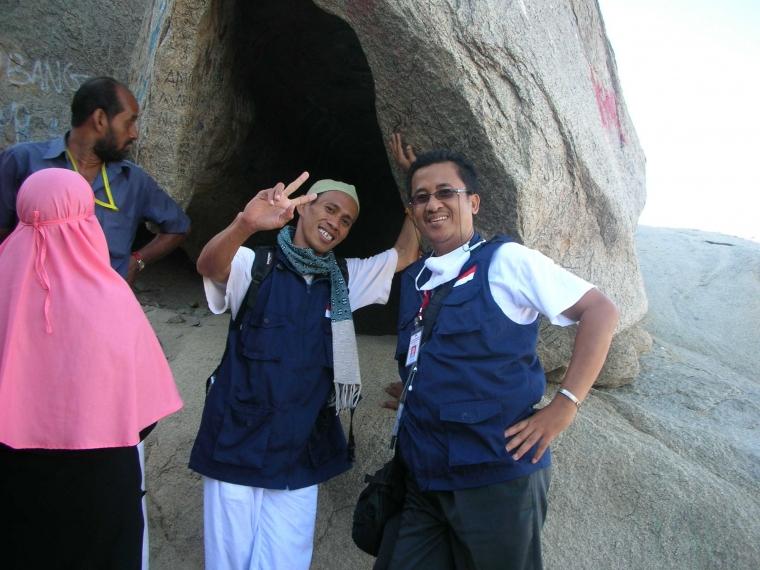 Mengenang Jabal Tsur Bagian dari Isra Miraj Nabi Muhammad SAW
