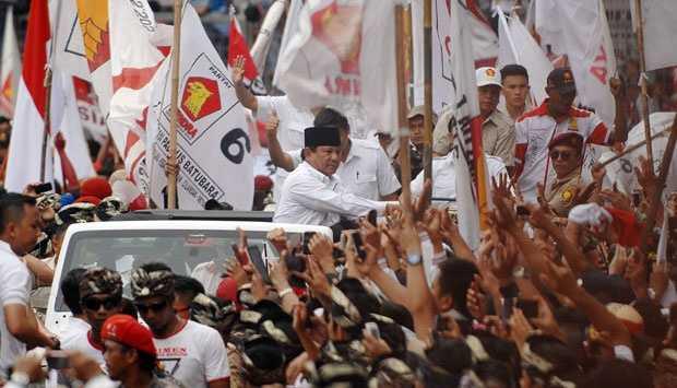 Gerindra, Prabowo, dan Pilpres (1)