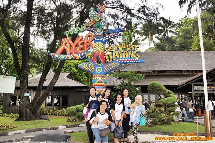 Pulau Ayer | Wisata Pulau Seribu yang Terdekat di Ibu Kota  Jakarta