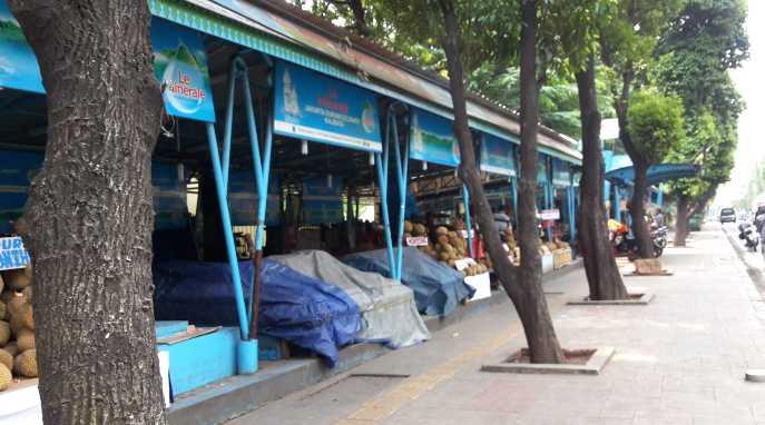 Kalibata, Sentra Penjualan Durian di Jakarta