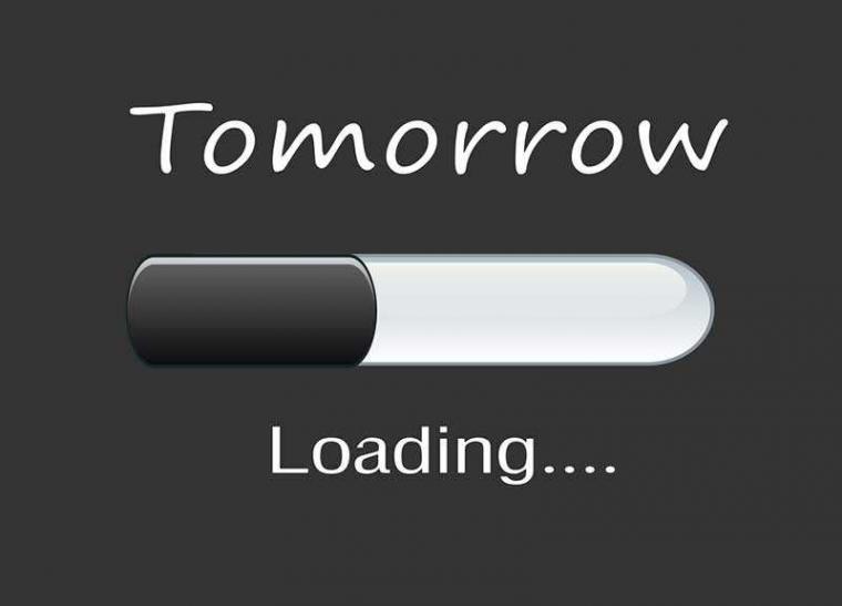 Jika Hidup Tinggal Hari Esok