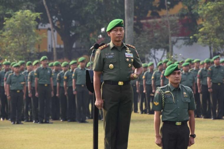 Panglima TNI: Unsur Pimpinan TNI Harus Senantiasa Membaca Situasi Berikut Segala Kecenderungan Perkembangannya