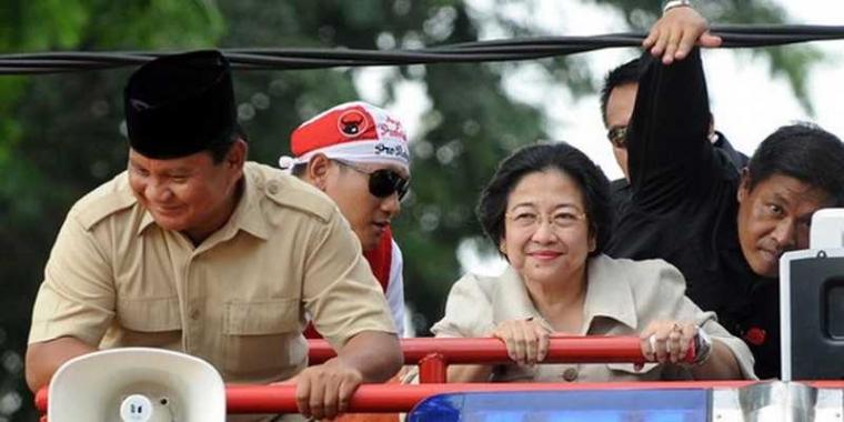 Tentang Prabowo, Megawati, dan Pilpres 2019