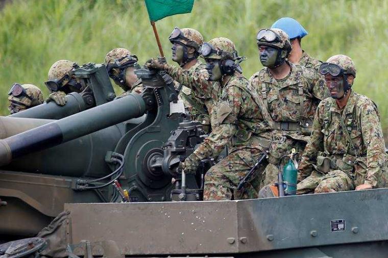 Jepang dengan Potensi Militer Barunya