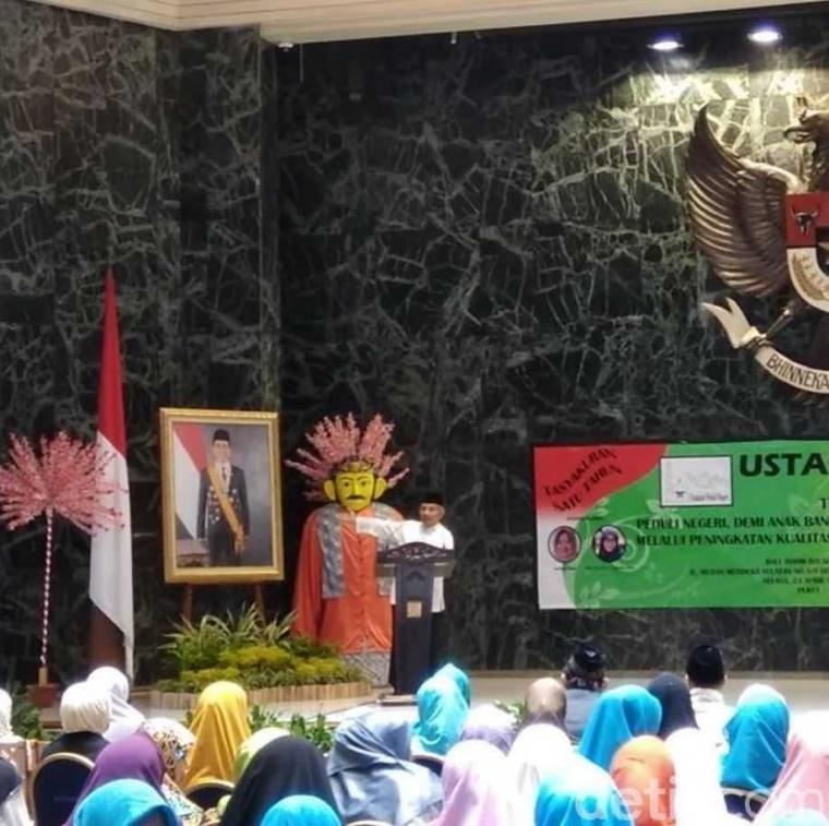 Saat Balai Kota DKI Jakarta Dijadikan Ajang Kampanye Politik Partisan