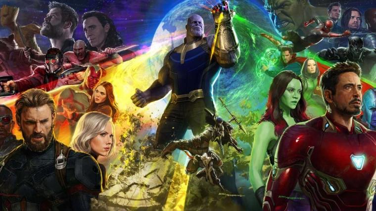Thanos, yang Kamu Lakukan Tuh Jahat! (Resensi Film Avengers: Infinity War)