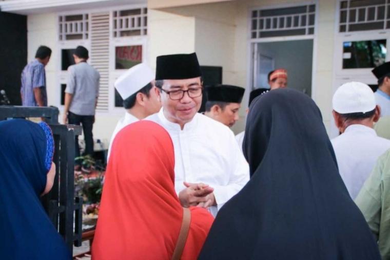 Tekad Kuat Jajuli Mengabdi untuk Masyarakat Lampung