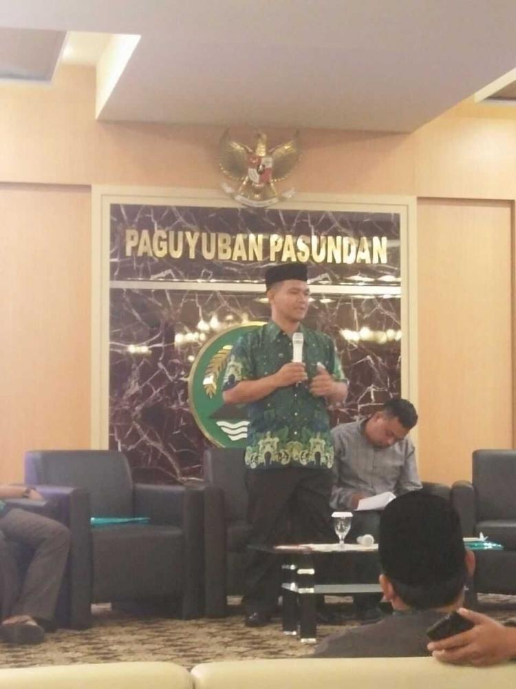 Secara Aklamasi H. Saefuloh,M.Pd Terpilih sebagai Ketua PW.Pergunu Jawa Barat Periode 2018-2023