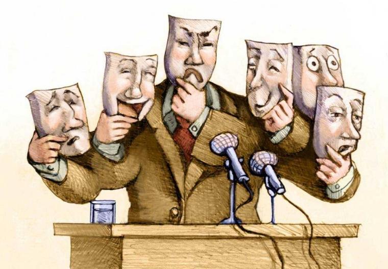 Menyikapi Perang Politik dengan Cerdas