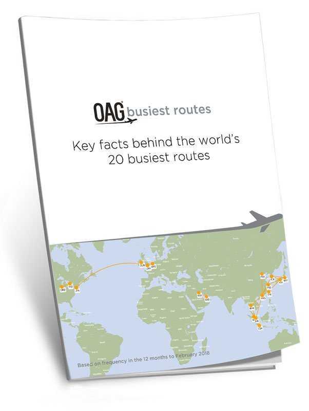 Jakarta - Singapura Peringkat 3 Jalur Penerbangan  Tersibuk Dunia