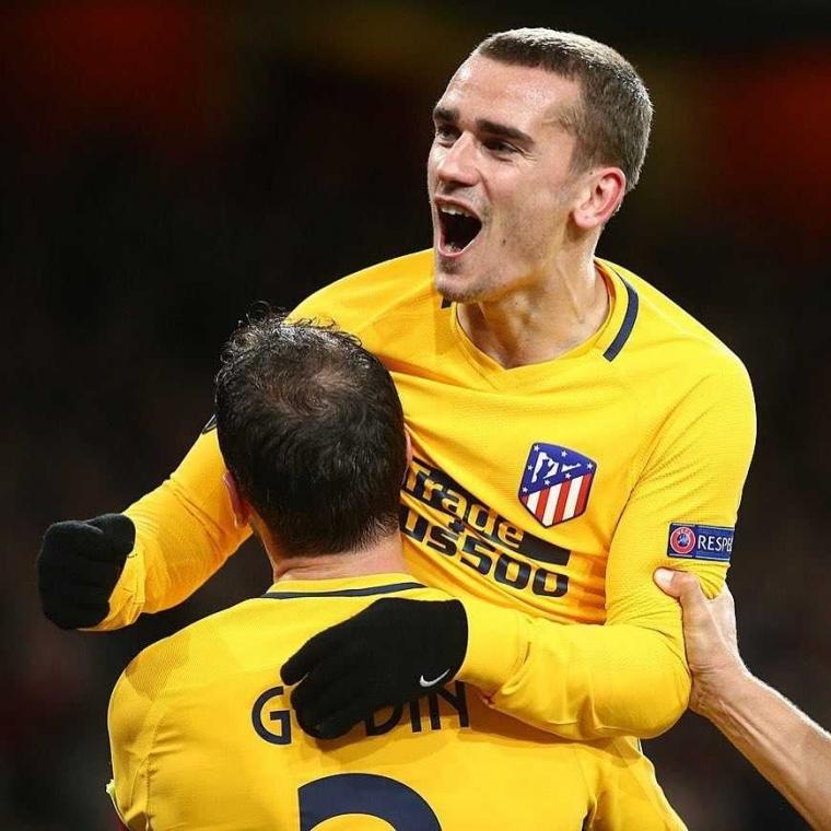 Antonie Griezmann Segera Hengkang ke Barcelona?