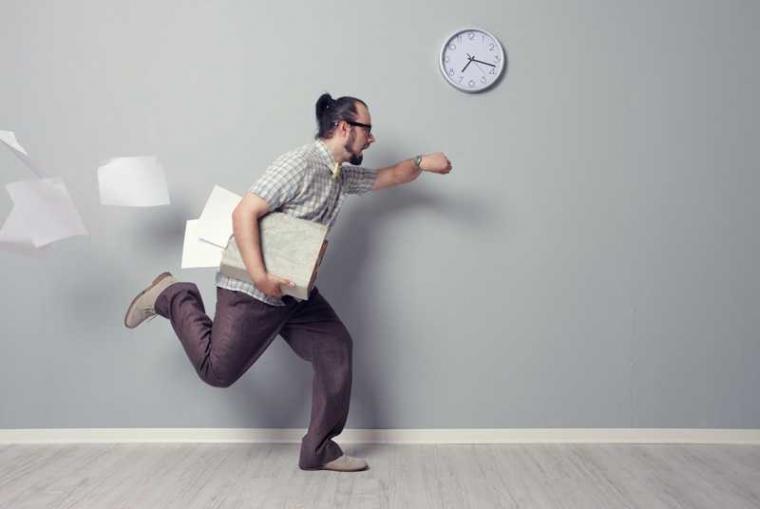 Empat Kuadran Waktu agar Kerja Optimal