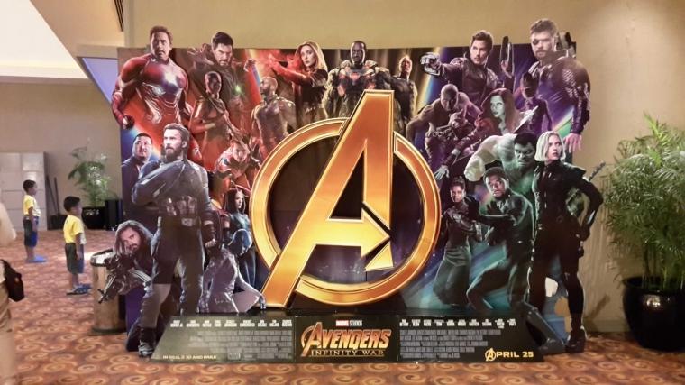 Avengers, Menikmati Dahsyatnya Imajinasi