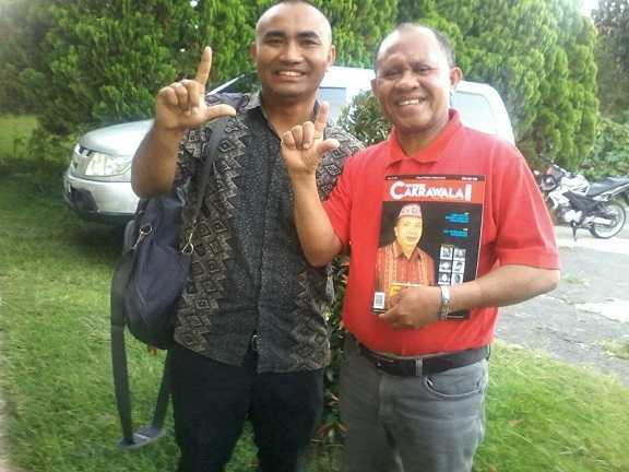 Komunitas Diskusi Literasi Rakyat Kabupaten Manggarai NTT Terbentuk