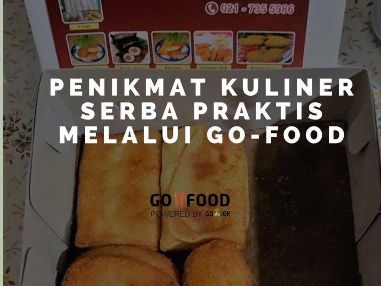 Penikmat Kuliner Serba Praktis melalui Go-Food