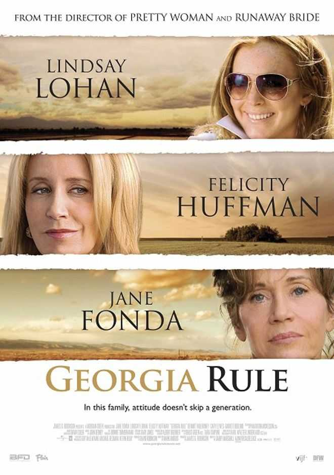 Resensi Film Georgia Rule (2007)