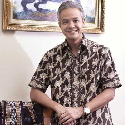 Figur Ganjar Pranowo Gubernur Promosikan Pertanian Lewat Vlog