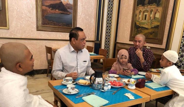 Hafiz Cilik Indonesia Diganjar Ibadah Haji dan Umrah