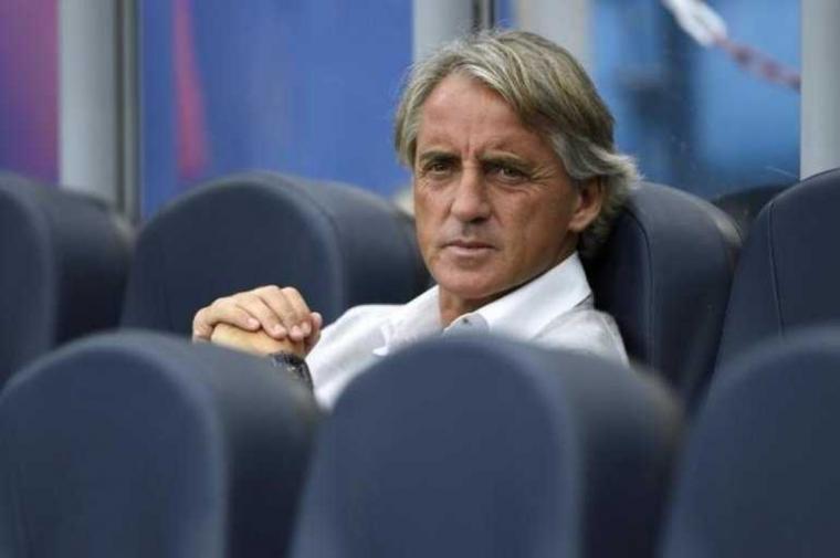 Harapan Italia pada Roberto Mancini