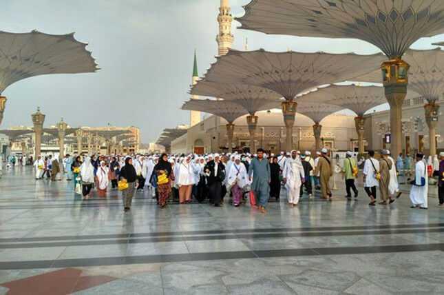 Rindu Puasa Ramadhan di Tanah Suci