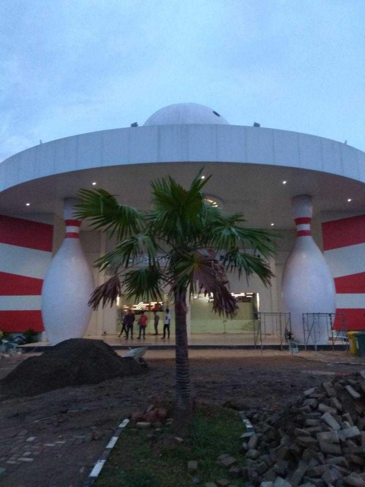 Ternyata, Satu dari Tiga Bowling Center Terbaik Dunia Ada di Palembang!