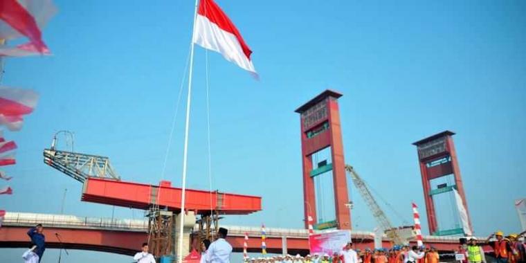 Puing dan Arena Boling di Jakabaring hingga Sibuknya Bumi Sriwijaya