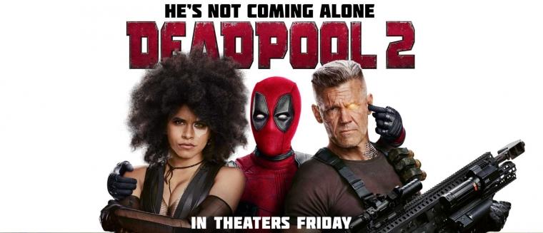 """""""Deadpool 2"""", Sekuel yang Lebih Seru, Lucu dan Penuh Kejutan"""