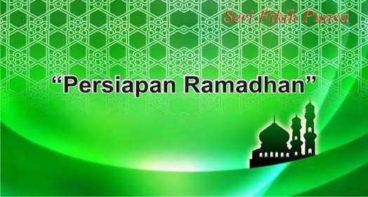 Pantun Sambut Ramadan