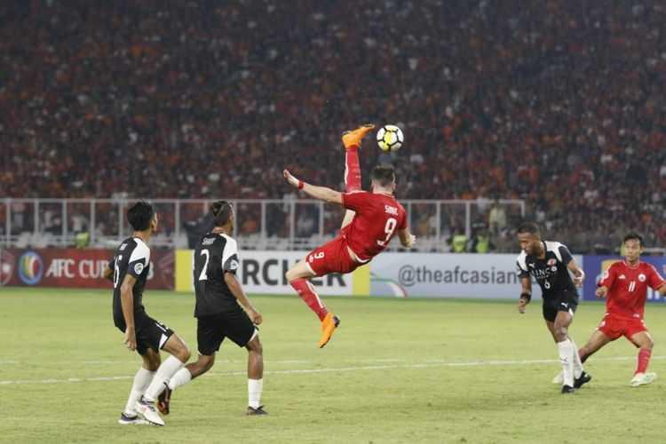 Persija Vs Home United, Ada Blunder Mirip Sven Ulreich di Senayan