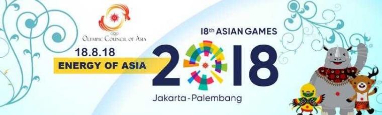 Asian Games 2018 dan Manfaatnya bagi Dunia Pendidikan