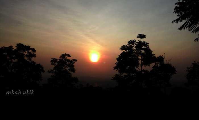 Di Mana Pun, Matahari Terbit dan Terbenam Sungguh Indah