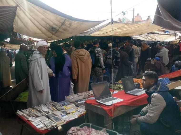 Adat dan Kebiasaan Orang Maroko