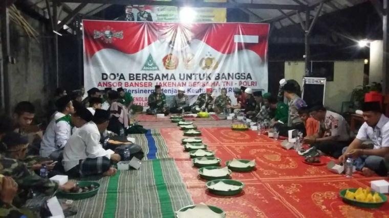 Sinegritas TNI-Polri Gelar Doa Bersama untuk NKRI