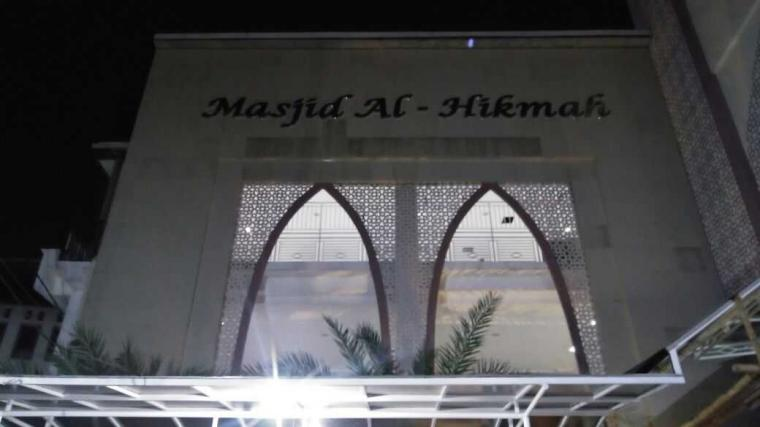 Tarawih di Masjid Ini 1 Juz Tiap Malam