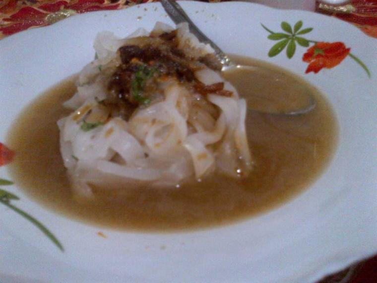 Pantiaw, Kuliner Khas Bangka yang Diburu untuk Berbuka Puasa