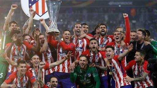 Taktik Brilian Simeone Berhasil Menghantarkan Atletico Juarai Liga Europa 2018